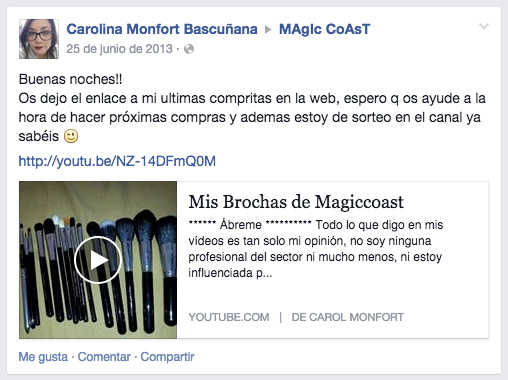 testimonios magic coast