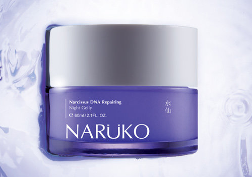 Naruko Narcissus DNA Repairing Night Gelly (60ml) (gel de noche)